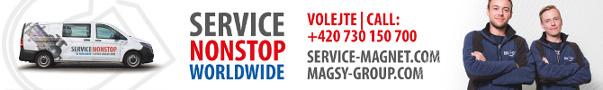 Service nonstop worldwide