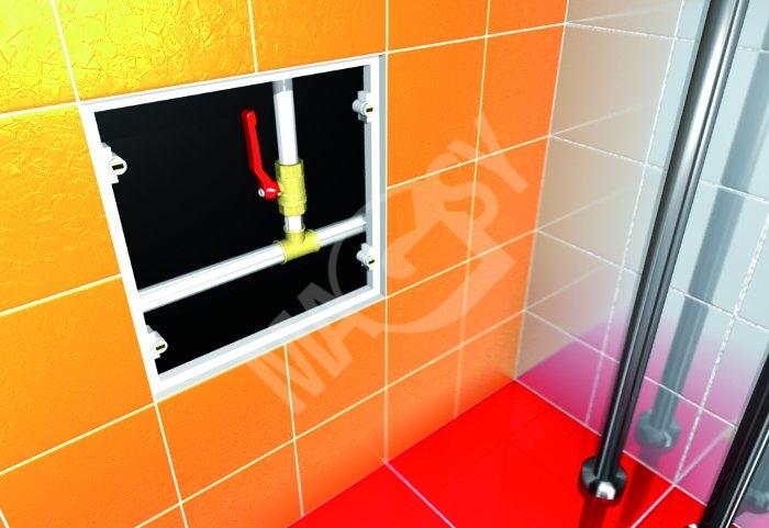 Экран для ванны на магнитах своими руками 82